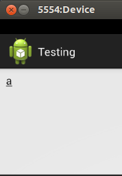 How to define a Android Multiline EditText | vogella blog