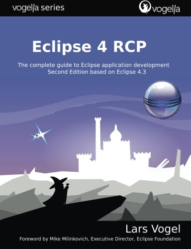 Eclipse 4 RCP