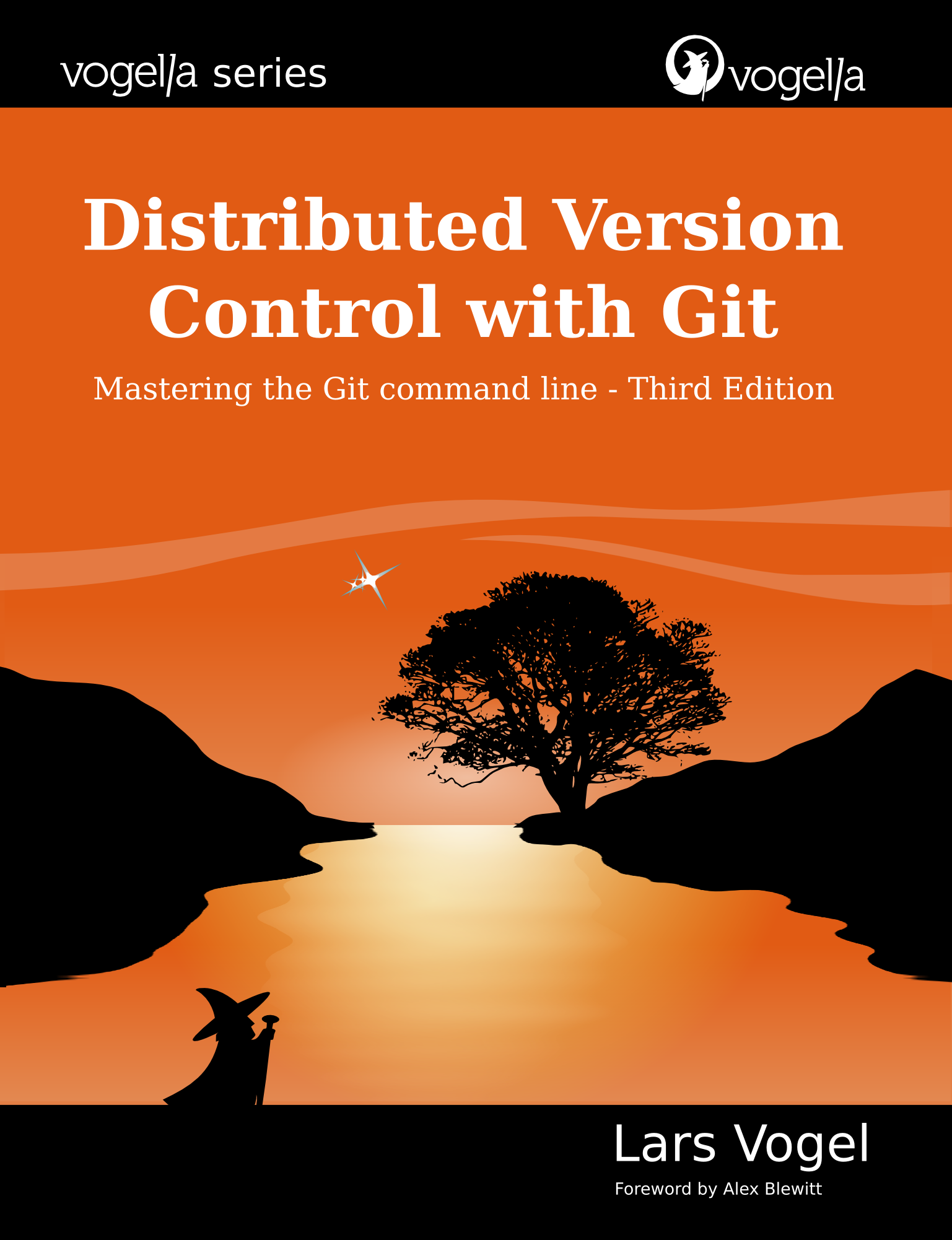 Git book cover